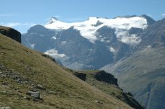 French Alps, France Royalty Free Stock Image