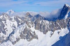 French Alps Stock Photos