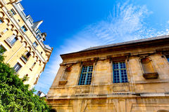 French architecture Stock Photography