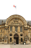 French architecture Royalty Free Stock Images