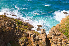 French atlantic coast near Cap Frehel Royalty Free Stock Photos