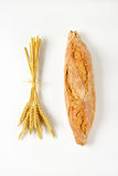 French baguette Royalty Free Stock Images
