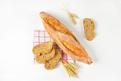 French baguette Stock Image