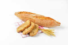 French baguette Royalty Free Stock Photos