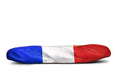 French baguette sandwich Royalty Free Stock Photography