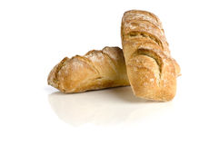 French baguettes Stock Photos