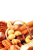 French bakery Royalty Free Stock Images