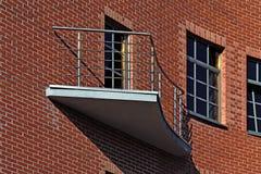 French balcony Royalty Free Stock Photo