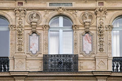 French balcony Stock Photography