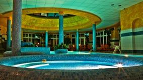 French bathhouse Royalty Free Stock Image