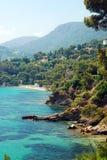 French bay Royalty Free Stock Photos