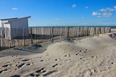 French beachside Stock Photo