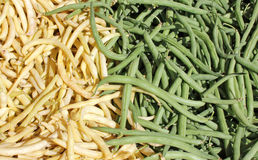 French Bean Royalty Free Stock Photo