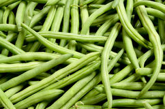 French-beans Stock Photo