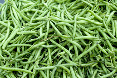 French beans Stock Photos