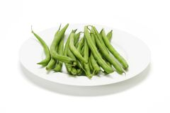 French Beans Stock Photography