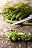 French beans Royalty Free Stock Images