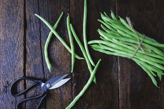 French Beans Royalty Free Stock Photography
