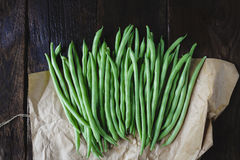 French Beans Royalty Free Stock Image