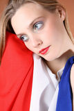 French Beauty Stock Photos