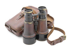 French binocular of 19 century Stock Images