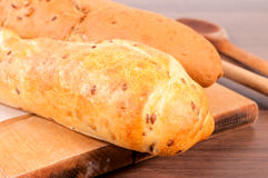 French bread Royalty Free Stock Photo