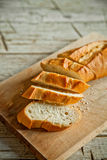 French bread baguette Royalty Free Stock Image