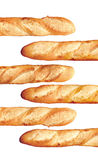 French Bread Baguette Stock Photo