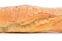 French bread close up Stock Image