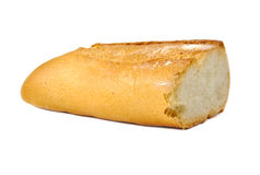French bread isolated on white background Royalty Free Stock Image