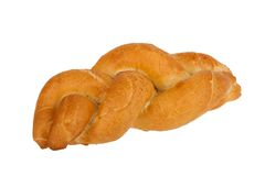 French bread rolls Royalty Free Stock Photos