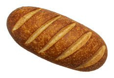 French Bread Top Stock Image