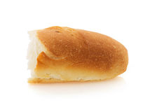 French bread on white Stock Photography