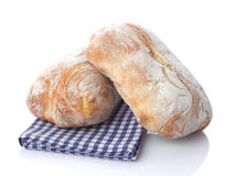 French Breads Stock Photo