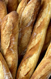 French breads Royalty Free Stock Photography