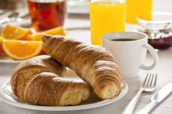 French Breakfast Royalty Free Stock Image