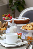 French breakfast Stock Photography