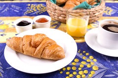 French Breakfast Stock Photos