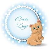 French Bulldog. Illustration of a cute dog French Bulldog Stock Photo