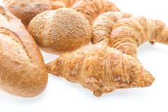 Free French Butter Croissant Bread And Bakery Royalty Free Stock Photography - 72401707