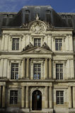 French castle Stock Photography