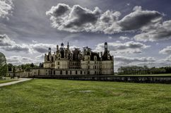 French Castles in Loire
