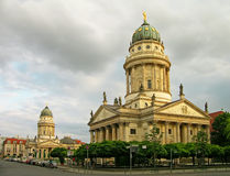 French Cathedral (Franzoesischer Dom), Berlin Stock Photography