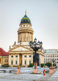 French cathedral (Franzosischer Dom) in Berlin Royalty Free Stock Photos