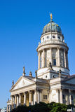 French Cathedral at the Gendarmenmarkt Stock Image