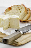 French charouce cheese Stock Photography