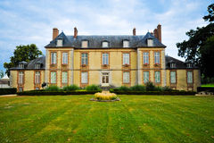French chateau Stock Image