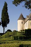 French chateau Royalty Free Stock Photos