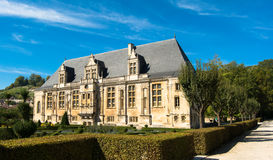 French chateau Stock Photography