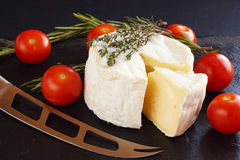 French cheese Stock Photos